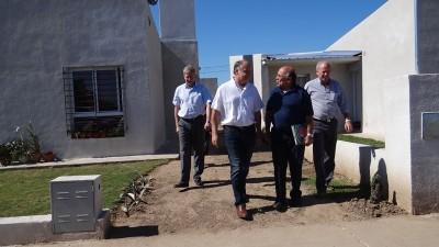 """Entrega 40 viviendas del Plan Federal """"Techo Digno"""" en Villa María"""