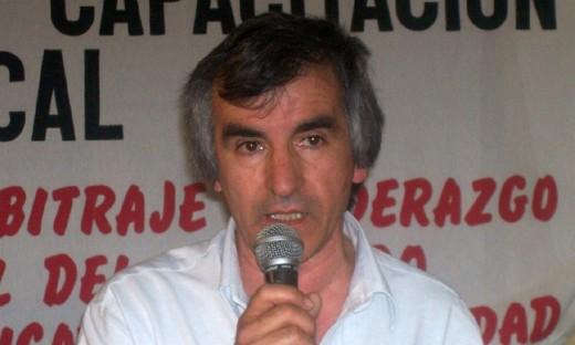 Jorge Martín, secretario General de la Federación de Sindicatos Municipales