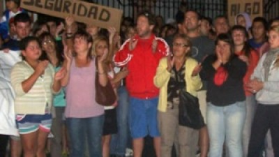 Buenos Aires: Los municipios al rojo vivo por la ola de inseguridad