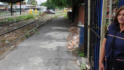Rosario: Los vecinos del Apeadero Sur se ilusionan con la futura llegada del tren al barrio
