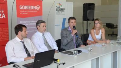 En Rafaela se realizó capacitación para Gobiernos Locales