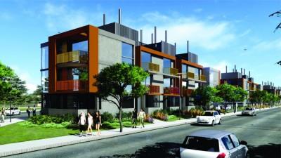 En Rafaela presentan las 132 viviendas del barrio Villa del Parque