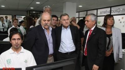 En Florencio Varela inauguran una Sala de Protección Ciudadana