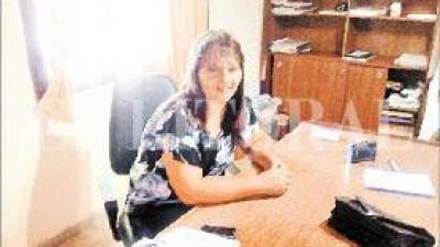 """Presidenta Comunal de Santa Margarita: """"Recibí una comuna totalmente devastada"""""""