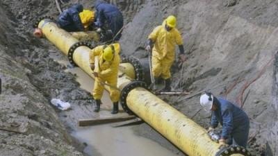 Provincia transfirió 3.125.126 pesos para el acueducto y cisterna de Rio Grande