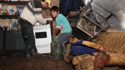 Temporal y desastre en San Juan: la peor lluvia en tres años y 2.458 evacuados
