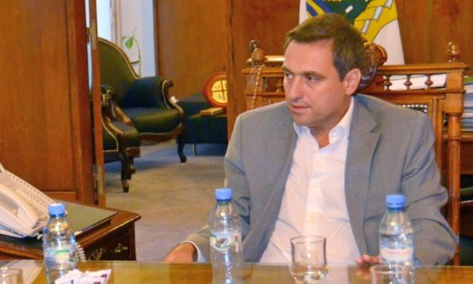 Ramón Mestre, Intendente de la Ciudad de Córdoba
