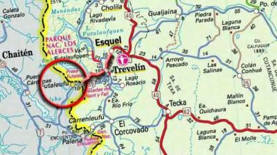 Intendente de Trevelin valora que Provincia se haga cargo de mantener la Ruta Nacional Nº 259