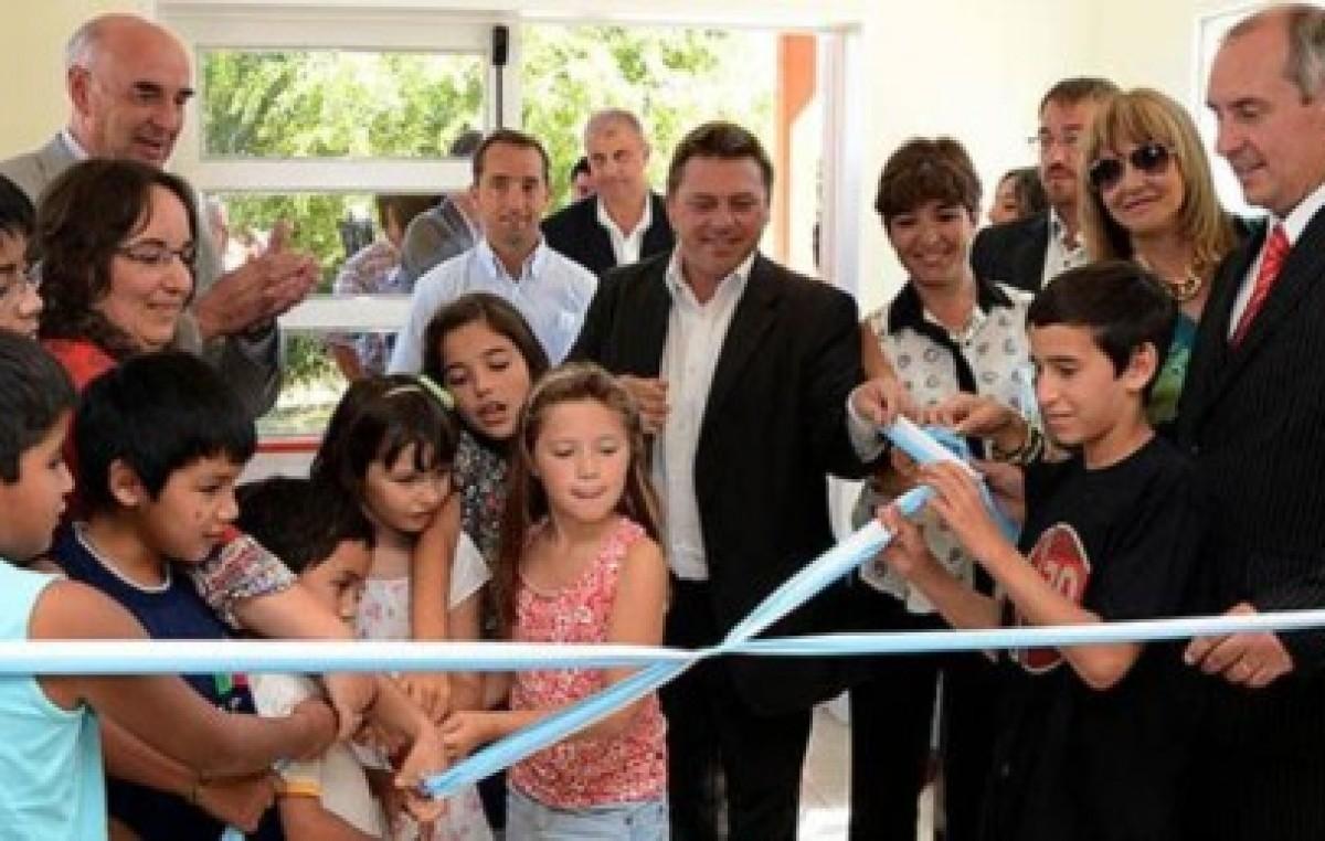 Aniversario y obras: 64 millones para una nueva municipalidad en Esquel
