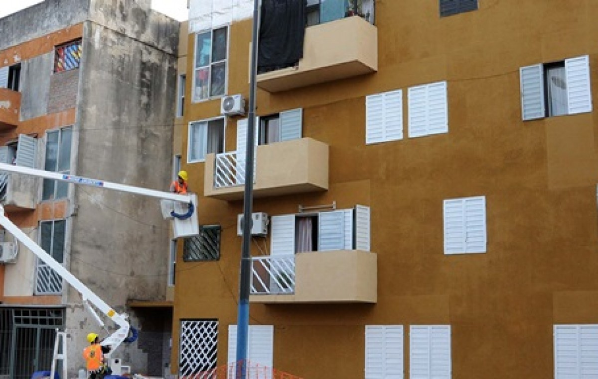Rosario: Avanza el plan de regulación de Fonavis