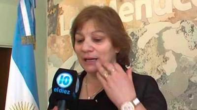 Intendenta de Los Menucos suspendió la Fiesta Nacional de la Piedra Laja
