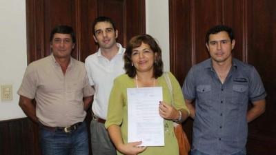 El novel Municipio de San Isidro invierte en salud y caminos