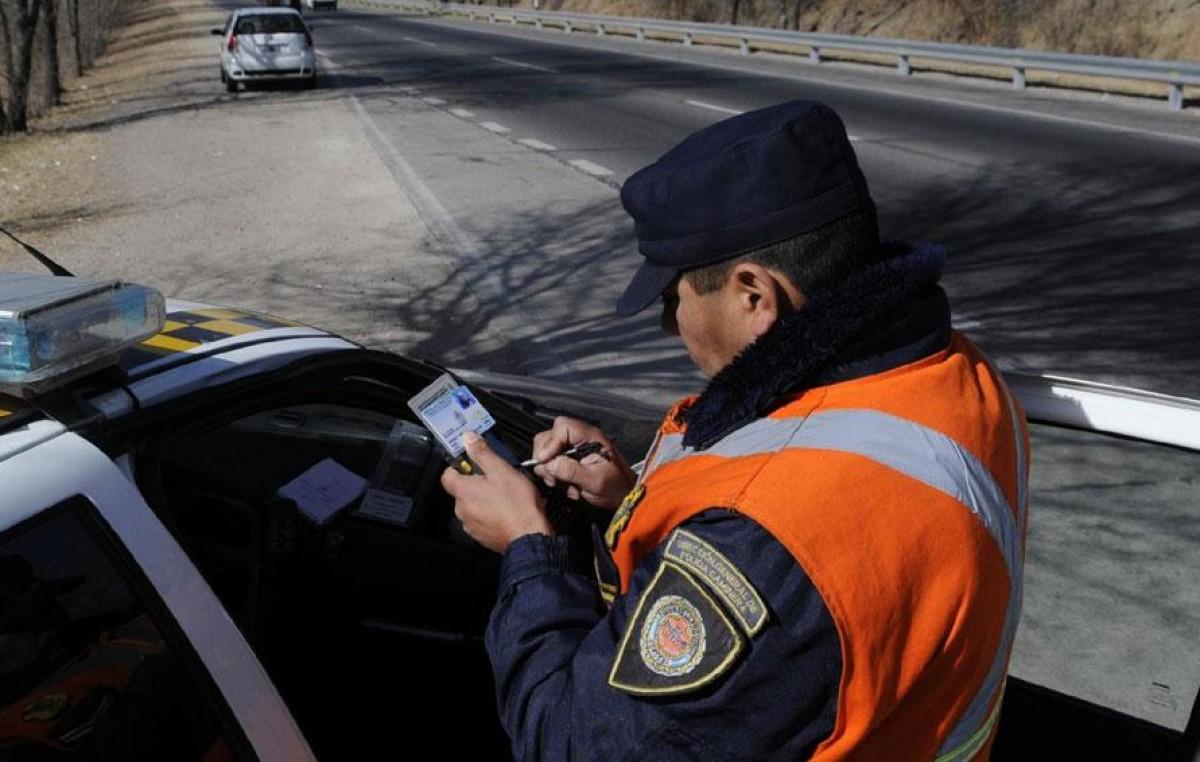 Carnet de conducir: Quita de puntos regirá desde el 1 de marzo en Córdoba