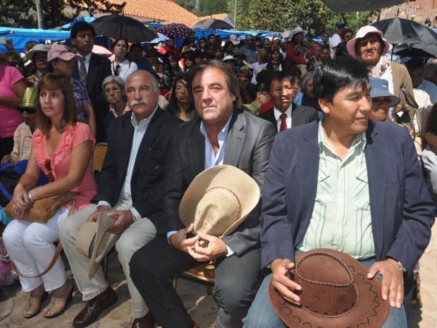La recuperación institucional de la Municipalidad y el desarrollo local a través del turismo, son algunos de los objetivos de Herrera.