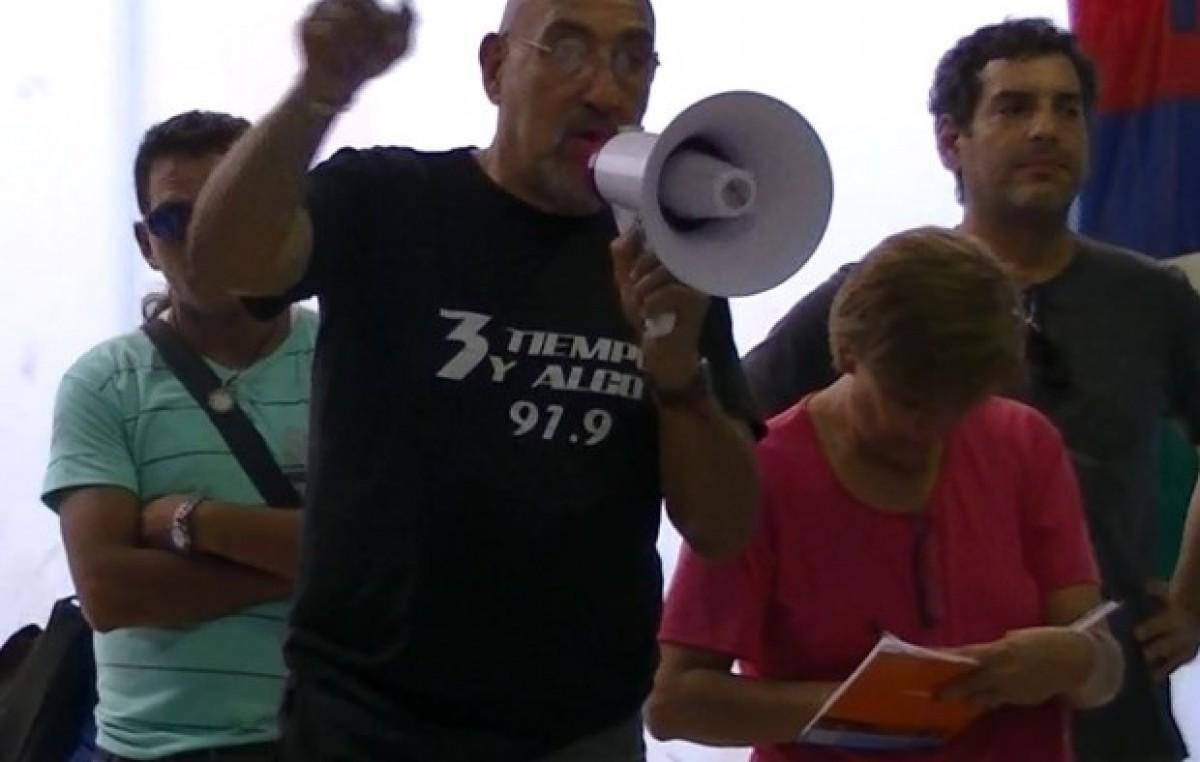 En Jujuy, el Seom vuelve al paro mañana por falta de pago y recomposición salarial