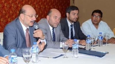 Agenda de trabajo para dar soluciones a los municipios de Jujuy