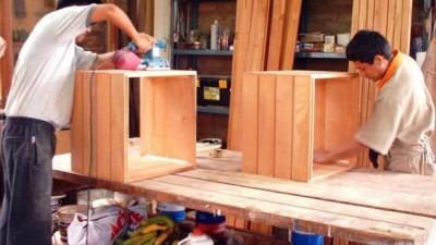 El Tala: Inaugurarán una carpintería social en el sur salteño