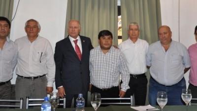 Vicegobernador de Jujuy se reunió con intendentes de zonas tabacaleras