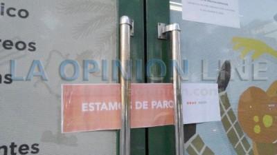 Rafaela: Total acatamiento a la medida de fuerza de los municipales