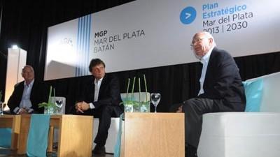Presentaron los principales retos para garantizar el desarrollo de Mar del Plata