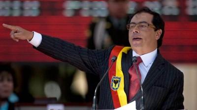 Intendentes de América apoyan al alcalde destituido de Bogotá