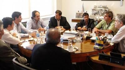 Intendentes bonaerenses respaldaron la Presidenta y ratificaron su pertenencia política