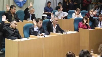La Legislatura aprobó la emergencia hídrica en Caleta Olivia por 180 días