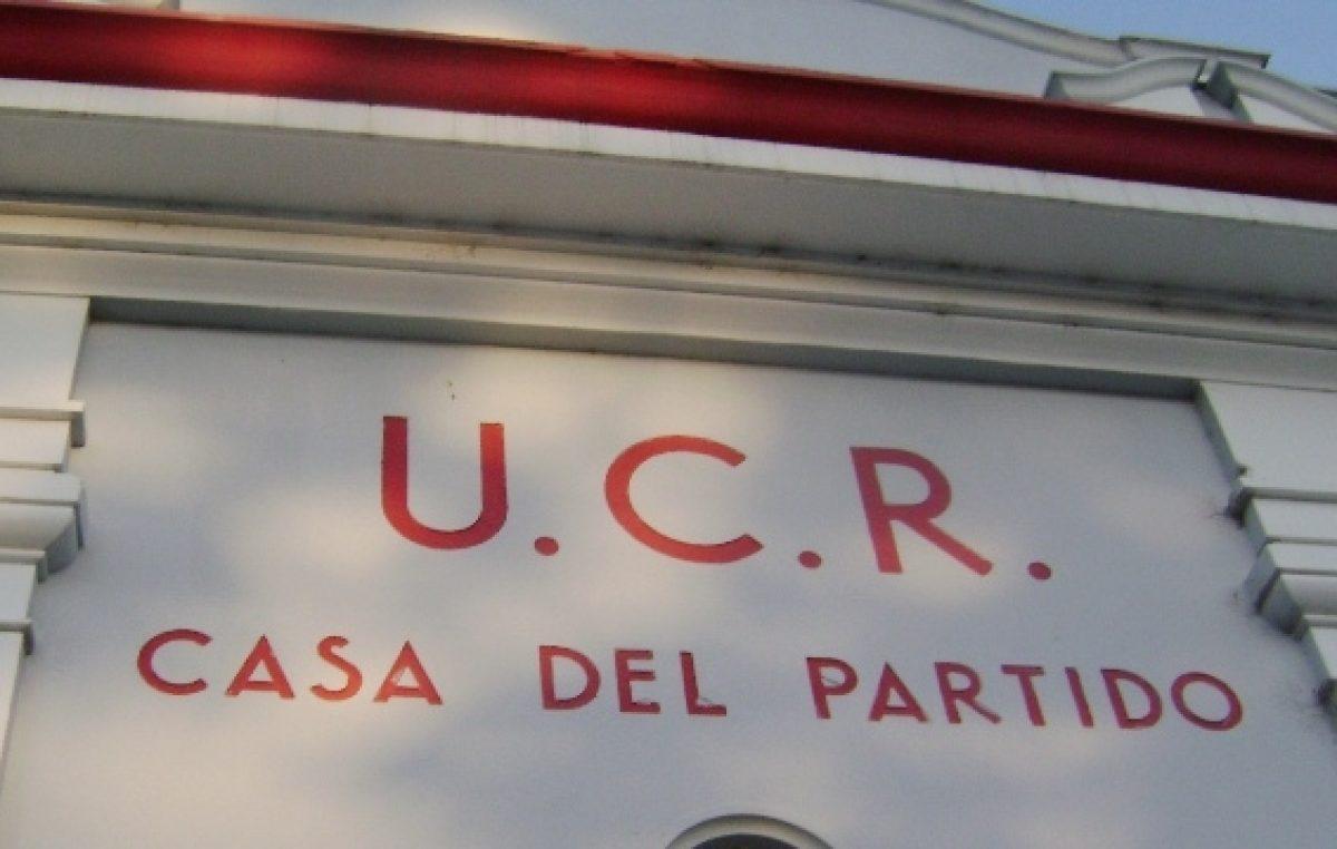 Diputados radicales entrerrianos anunciarán proyetos para mejorar coparticipación a municipios