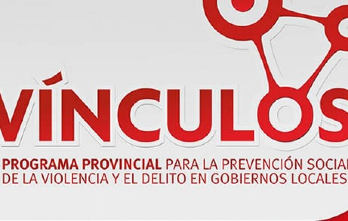 Rosario: Jornada de formación del programa Vínculos