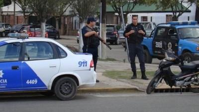 Villa G. Gálvez suma espacios ciudadanos contra la inseguridad