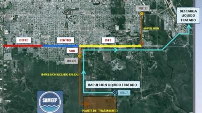 Resistencia: Plan de cloacas ampliará el servicio a más del 80% del área metropolitana