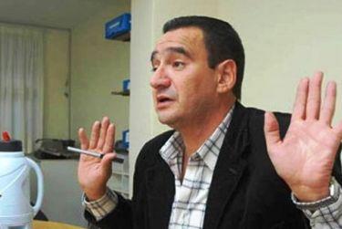 Claudio Leoni, Secretario General de todos los municipales santafesinos