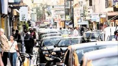 Parque automotor saturado: el 60 % de los santafesinos tiene vehículo