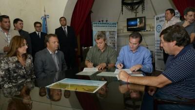 Gobierno de Mendoza llevó 400 casas para San Martín