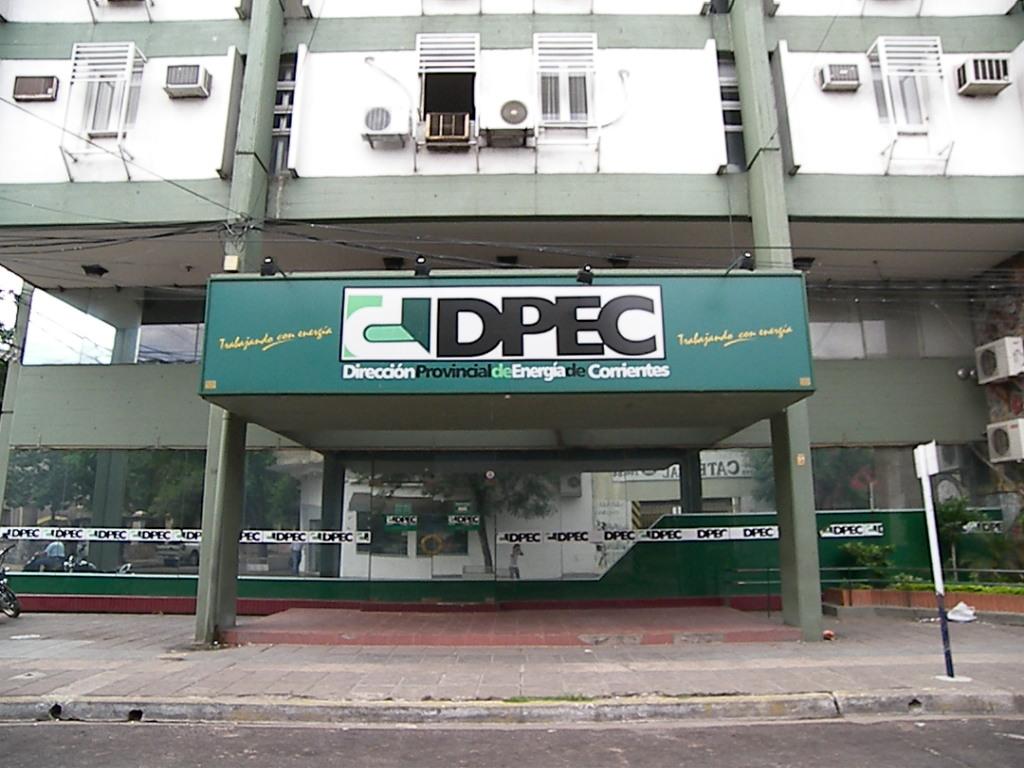 La deuda registrada por la DPEC de la Capital es de 130 millones de pesos