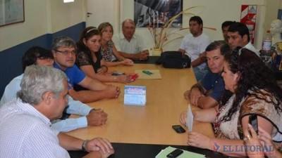 Paritaria municipal en Corrientes: definirán un primer convenio colectivo