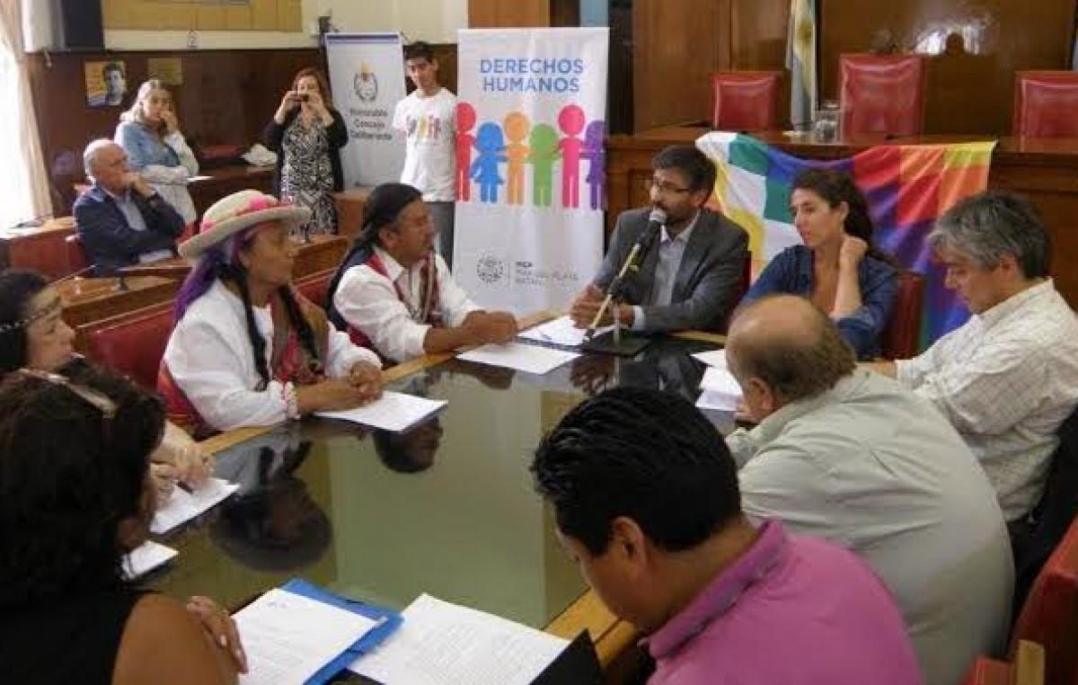 En Mar del Plata se lanzó la Mesa de Trabajo sobre Asuntos Indígenas