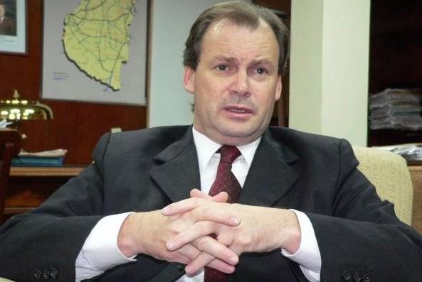 Gustavo Bordet, Intendente de Concordia y presidente de la Liga