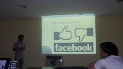 En Las Heras, el Municipio dicta taller sobre uso de redes sociales