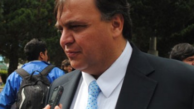 """Intendente de Calafate: """"En lo institucional tenemos que trabajar en conjunto"""""""