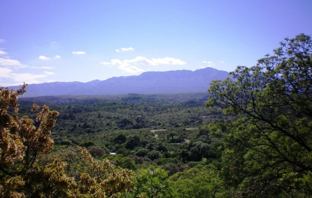 Licitan e inician obras hídricas para las Sierras Chicas y el Área Metropolitana Cordobesa