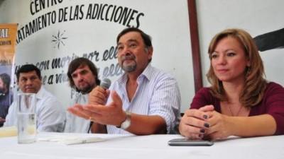 Sacerdote destacó el trabajo que realiza el municipio de Salta contra las adicciones