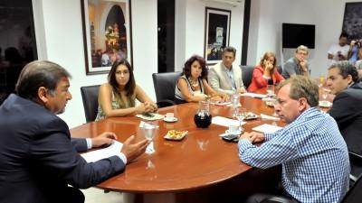 "Ediles presentaron hoy sus aportes a la Convocatoria del ""Pacto de Salta"""