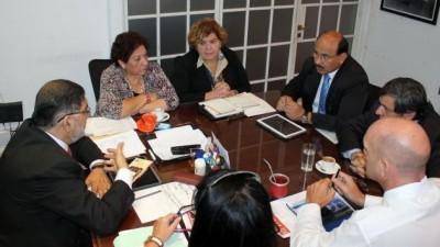 """Provincia y municipio de Jujuy buscan """"aunar criterios para lograr escuelas que estén en mejores condiciones"""""""