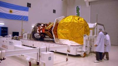 El primer satélite de comunicaciones argentino será lanzado entre junio y julio