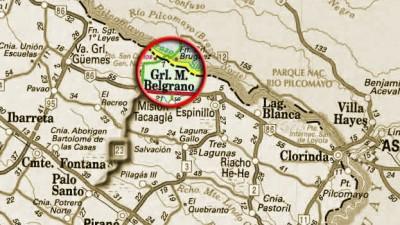 En Gral. Belgrano reclaman aguinaldos, aumentos y asignaciones del 2013