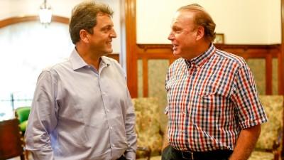 El intendente de Merlo, Raúl Othacehé, dejó el FpV y se pasó al massismo