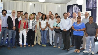 Se reunieron 30 comisiones vecinales de la ciudad de Neuquén