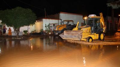 Temporal: lanzan programa de asistencia para San Juan y Mendoza
