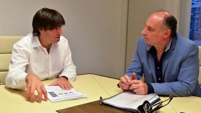 Villa María: Nación financiará infraestructura en terrenos municipales para el Procrear
